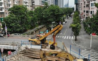 五四河上游段永久截污系统形成 整体工程9月完工