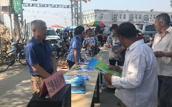 唐山、玉田两级消协开展品质消费教育乡村行活动