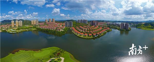 惠州旅游景点将添新兵,面积相当于2/3个红花湖