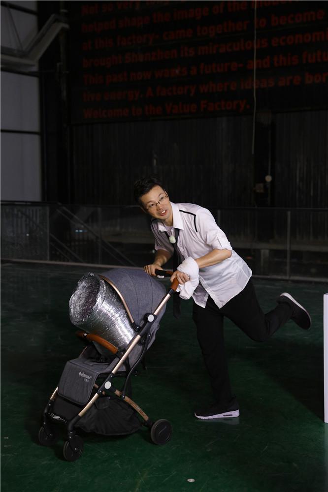 《极挑4》王迅深圳创业 跳鞍马大赛逼疯小猪