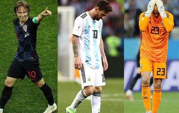梅西无功门将低级失误 阿根廷0-3