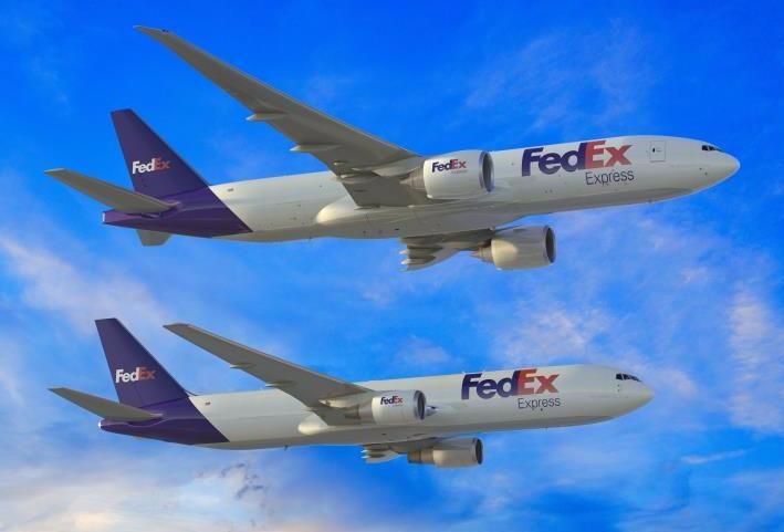 航空货运业持续回暖 联邦快递66亿美元订购新货机