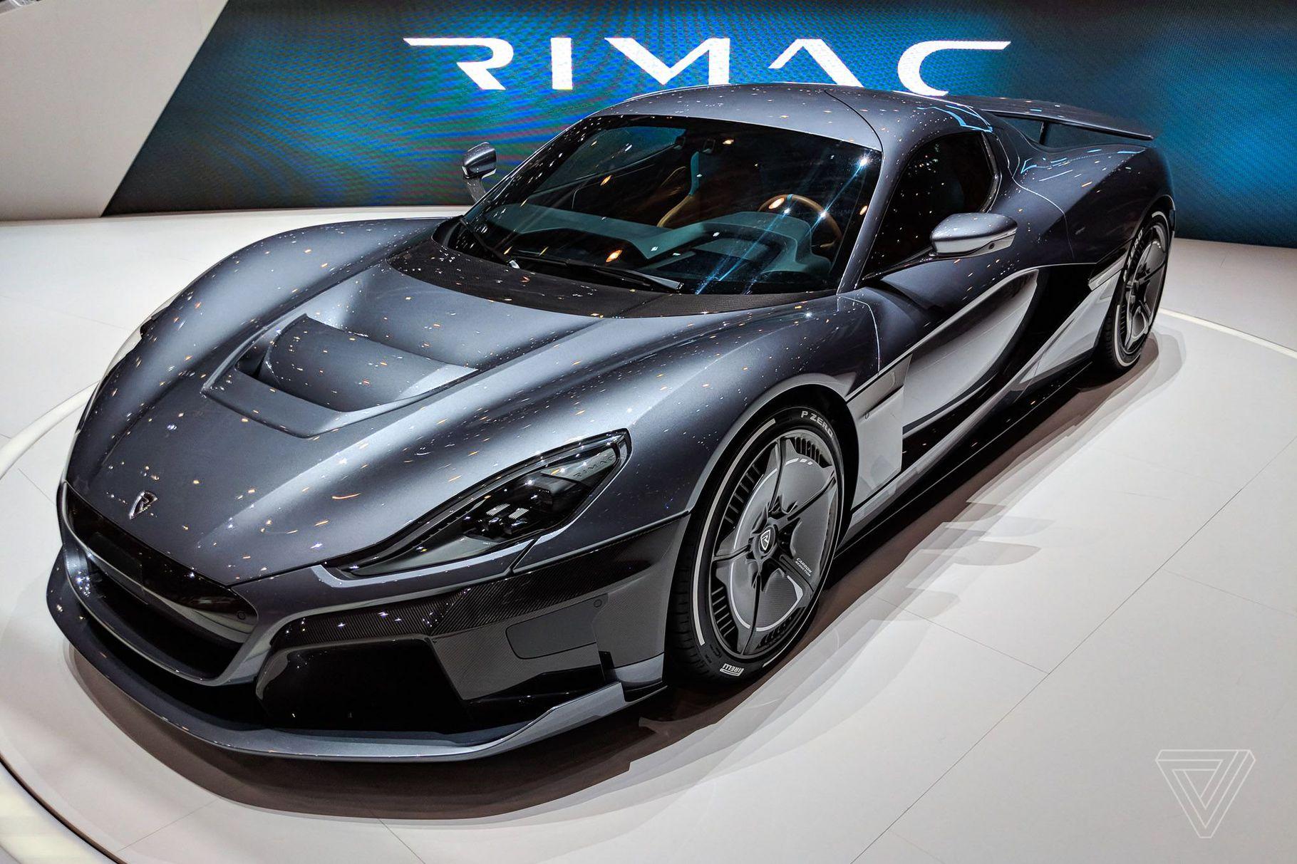 为研发超跑EV 保时捷收购EV制造商Rimac10%股份