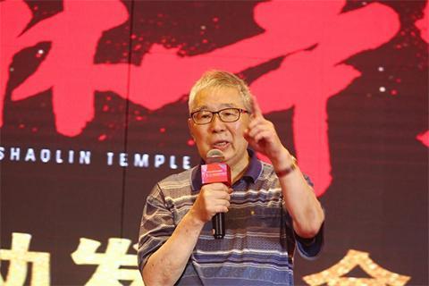 《少林寺》将拍续集 吴思远:我要再培养一个成龙