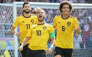 不设防!比利时5-2突尼斯