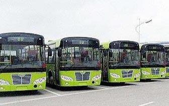 滨海新城增开1条公交线 633路设18站点一票制2元