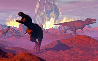 恐龙灭绝时 有没有人类? 那时候人类是什么样的?