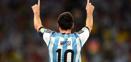 梅西生日快乐!4届世界杯从青涩到成熟