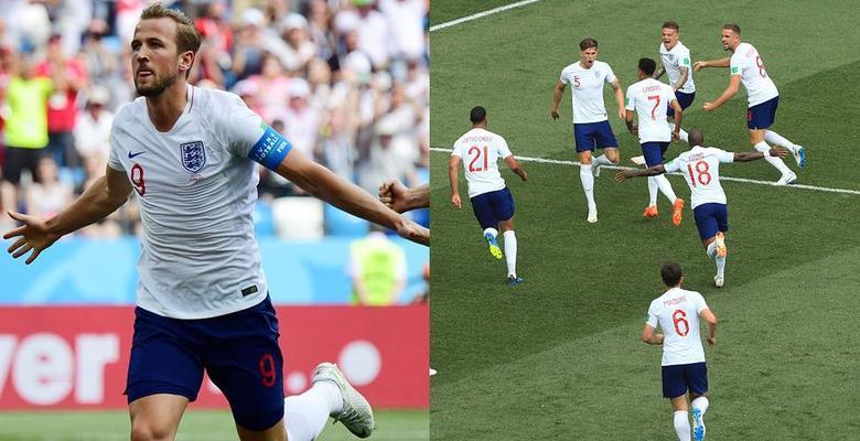 凯恩戴帽 英格兰6-1巴拿马2胜出线