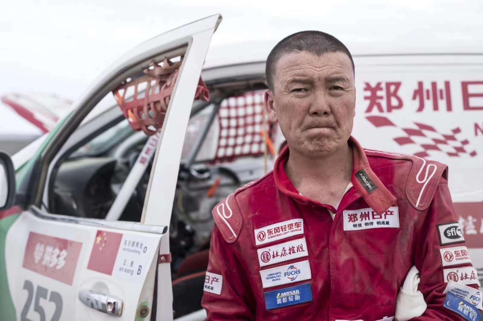 王者再登顶 郑州日产纳瓦拉车队捍卫环塔冠军