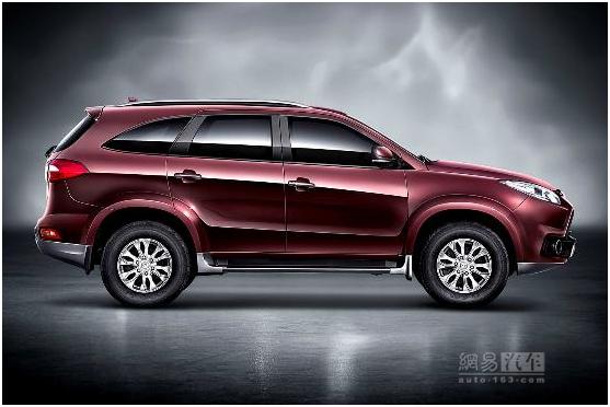 售16.28-17.38万 驭胜S350柴油四驱版上市