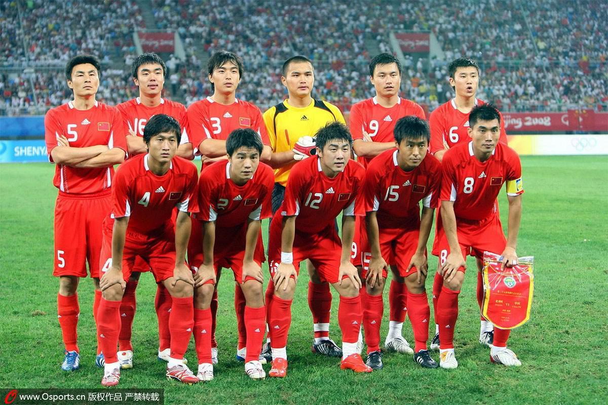 最高光的那届中国足球的青年才俊,如今也没能扛起国足的在世界的大旗。