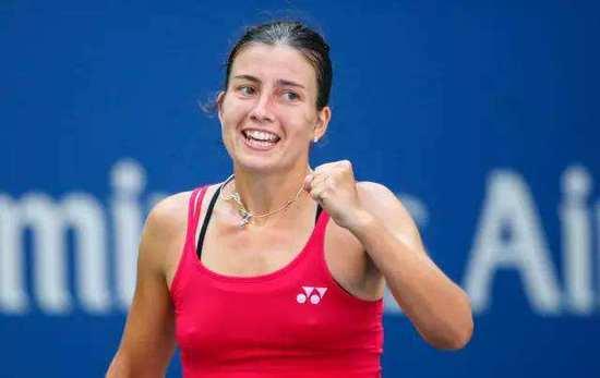 马略卡赛卫冕冠军次盘4-0遭翻盘 德女将夺首冠