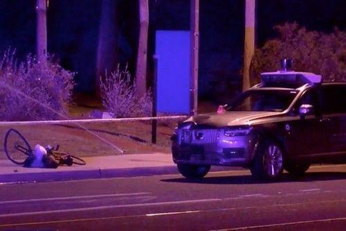 Uber自动驾驶车祸调查报告:事发前驾驶员在看手机