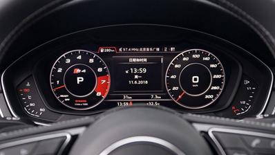 性能强悍售价还亲民 奥迪S4 V6三