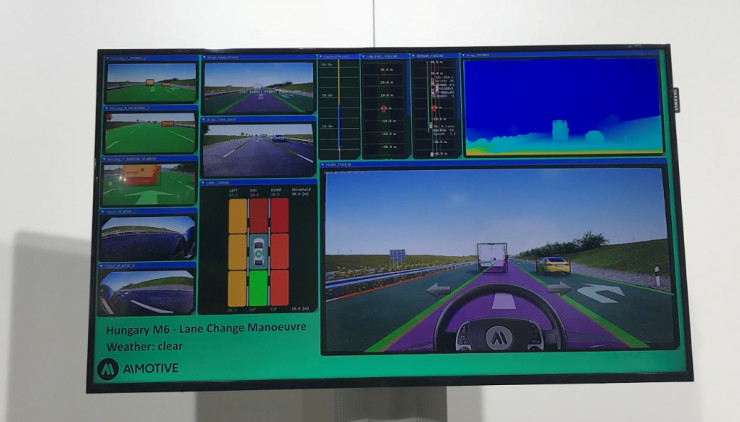 AImotive在硅谷高速路成功测试自动驾驶汽车