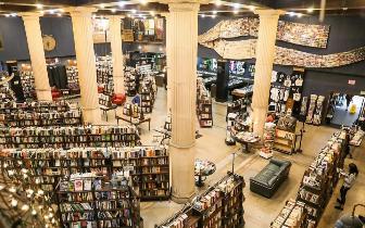 如果世界上只剩一家书店 那一定是它!
