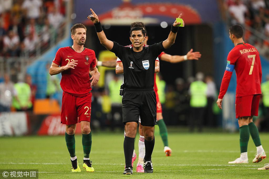 VAR成世界杯最佳导演 西葡命运最后时刻3度因它反转