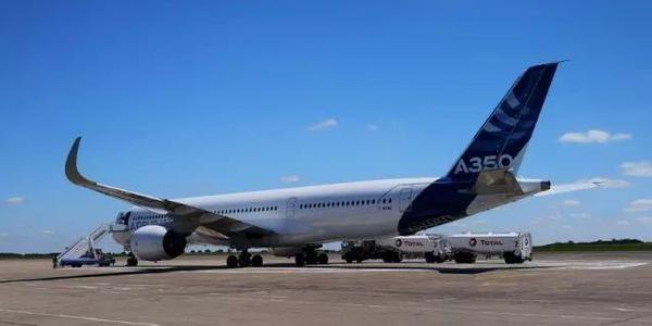 国航完成A350法国本场训练任务