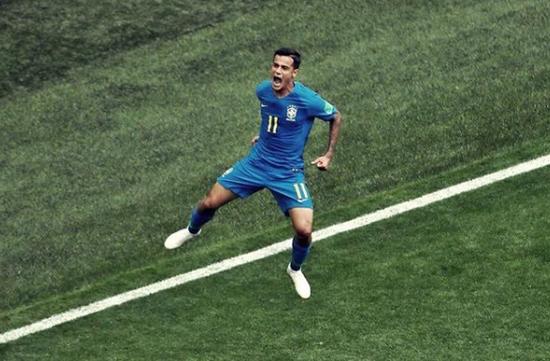 卡洛斯:比起内马尔 库蒂尼奥是巴西最重要的球员