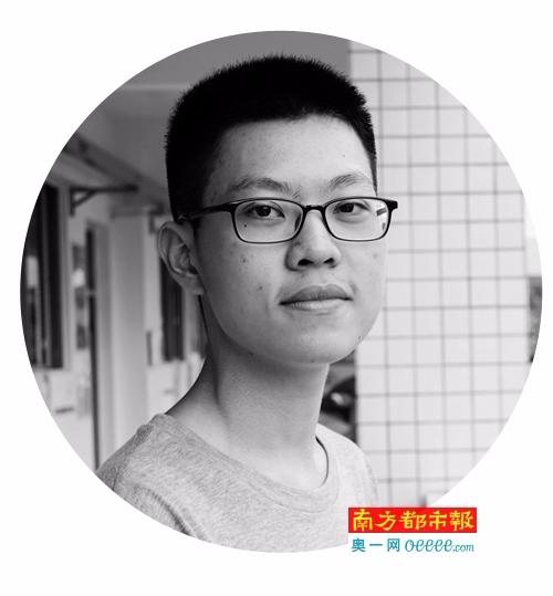 惠州文科高分考生饶海力:想去人大学法律