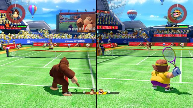 真实系杀人网球——《马里奥网球Ace》评测