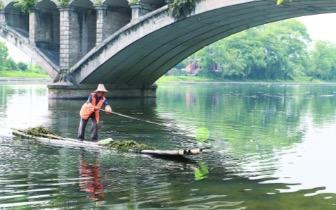 临桂五通镇:坚持水陆生态文明同步建设