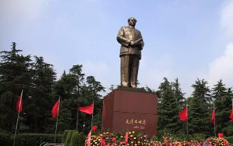韶山上榜全国红色旅游十大热门目的地