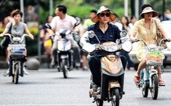 南宁电驴新规 违规上路可能要被被禁行半年