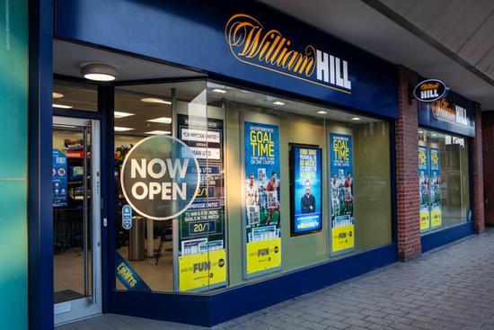 英国著名博彩公司威廉希尔