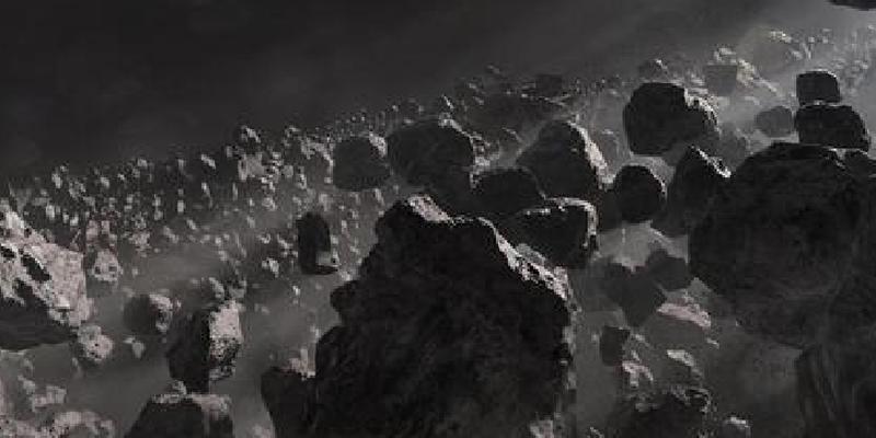 人类的野心之殖民太空:小行星上富含矿藏和黄金