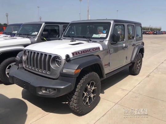 月底上市 全新一代Jeep牧马人配置信息曝光