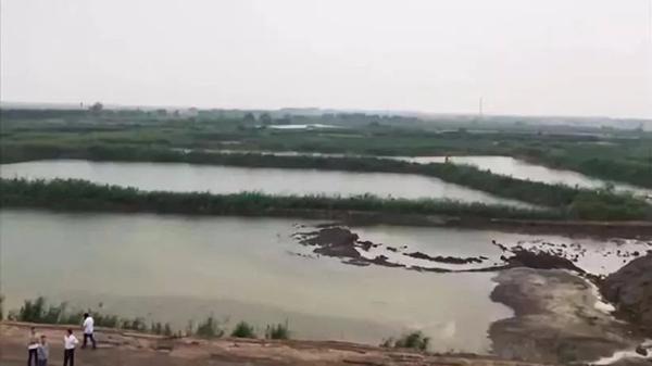 中国最大民营钢企沙钢百万吨钢渣威胁长江水