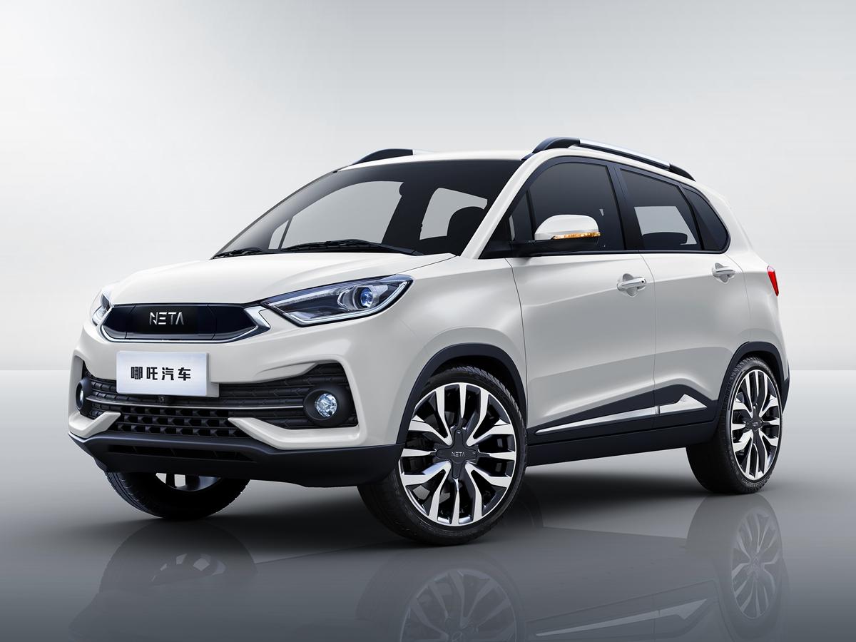 又是全新品牌 哪吒N01电动SUV将27日下线