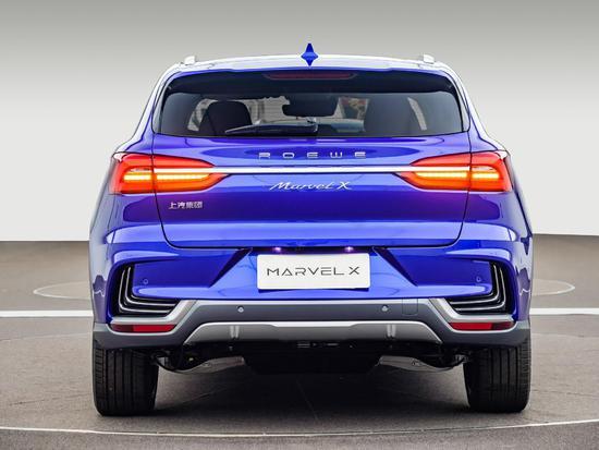 6月29日开启预售 荣威MARVEL X将于9月上市