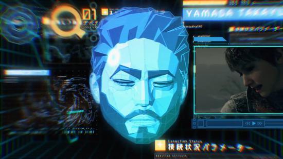 Playstation最新宣传片 山田孝之化身人工AI介绍新作