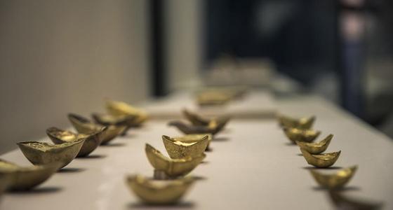 国博500件文物揭开江口沉银之谜