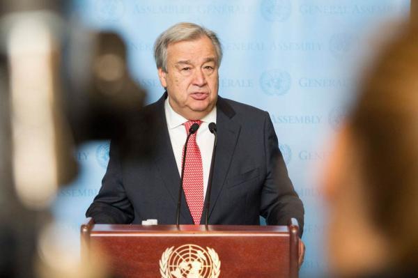 联合国秘书长拟出席长崎核爆纪念活动 推动核裁军