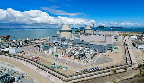 广东浙江两台全球核电首堆一日之内相继并网发电