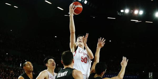 世预赛-红队57-67新西兰 沙拉木23+12