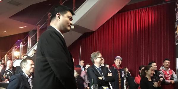 姚明亲赴新西兰 督战男篮世预赛小组收官战