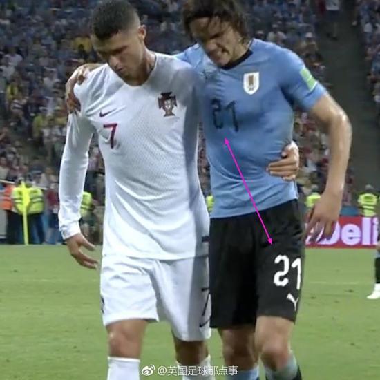 又是数字倒印!这次是乌拉圭晋级功臣!能不能走点心?