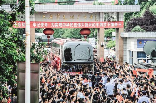 21世纪经济报道记者 卢常乐 安徽六安报道