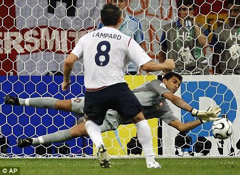 7月1日有毒!12年前英格兰的诅咒:这一天别罚点球