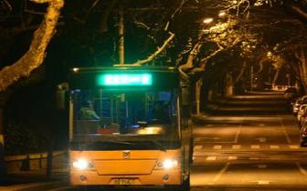 136路等5条公交延长末班营运时间 解决出行难题