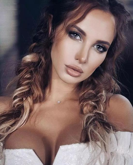 卡捷琳娜是俄罗斯名模