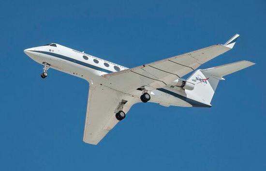 新型飞机囹�a_近日,nasa对其研制的新型飞机机体零件进行试验,结果证明,新型材料
