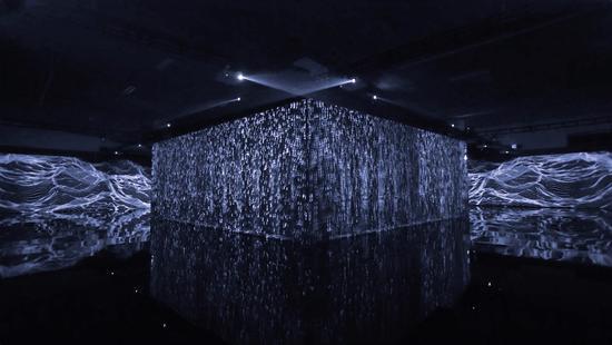 《十三场梦境》沉浸式新媒体艺术体验空间