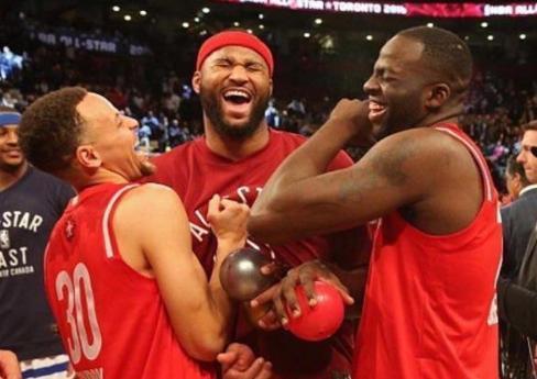 """""""五巨头""""阵容稳拿下赛季冠军?NBA最新夺冠赔率榜出炉!"""