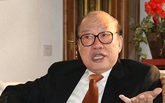 著名侨领、融侨集团创始人林文镜去世 享年90岁